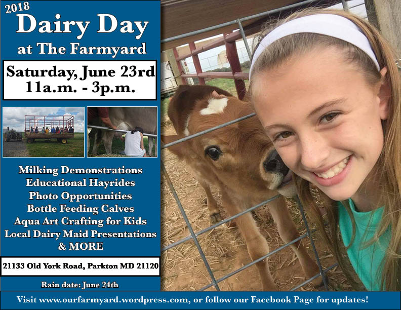 Dairy Day 2018